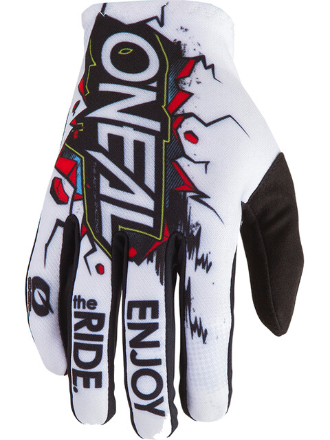 ONeal Matrix Gloves Youths Villain white